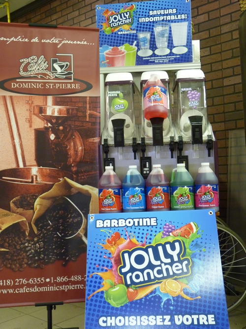 jolly rancher slush machine